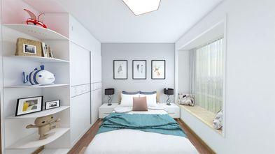 110平米四室一厅现代简约风格卧室装修图片大全