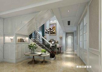 140平米四室两厅现代简约风格楼梯间效果图