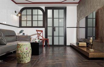70平米三室两厅新古典风格客厅效果图