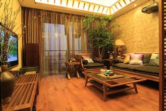 两房东南亚风格欣赏图