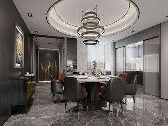 140平米四室一厅新古典风格餐厅欣赏图