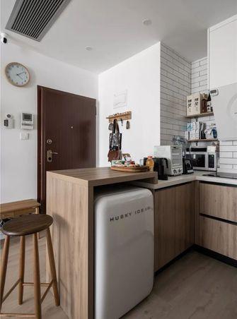 70平米一室两厅日式风格厨房图片大全