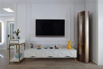 50平米一室两厅欧式风格客厅图片大全