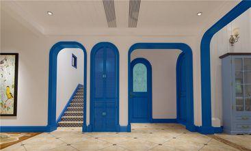 20万以上140平米别墅地中海风格楼梯装修效果图