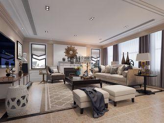 140平米别墅地中海风格客厅图片大全