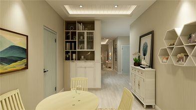 110平米三室两厅田园风格玄关装修案例