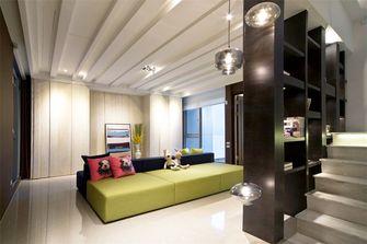 140平米别墅英伦风格楼梯装修案例