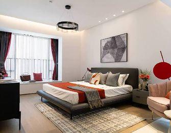 30平米以下超小户型北欧风格卧室图片