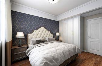 130平米三室两厅宜家风格卧室欣赏图