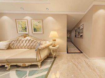 110平米三室两厅欧式风格玄关装修图片大全