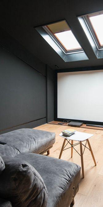 140平米复式其他风格阳光房效果图
