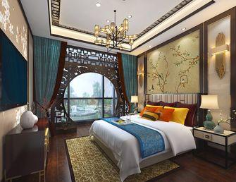 140平米四中式风格卧室效果图