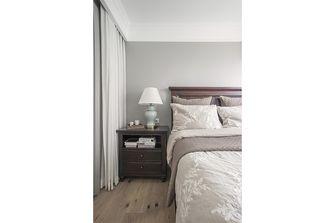 140平米四室四厅美式风格卧室图片大全