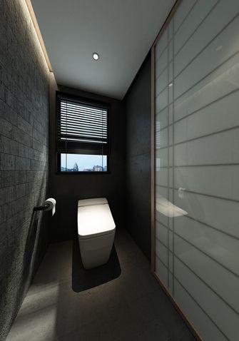 80平米三室两厅中式风格卫生间欣赏图