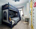 100平米三现代简约风格儿童房设计图