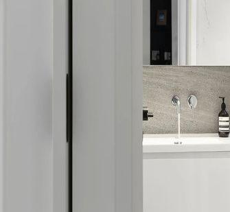 60平米一居室现代简约风格厨房图片大全