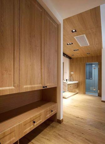 130平米四室两厅日式风格玄关图片大全