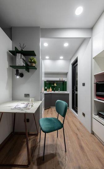 110平米三室三厅北欧风格餐厅装修案例
