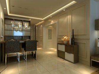 120平米三室一厅欧式风格客厅效果图