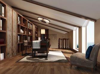 140平米复式中式风格阁楼图片大全
