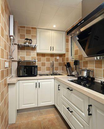 80平米一室两厅欧式风格厨房图片