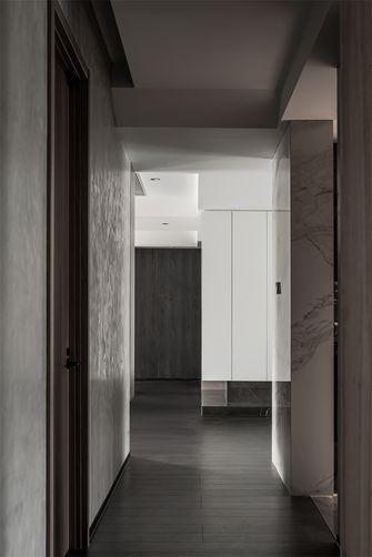 90平米三室一厅现代简约风格走廊装修图片大全