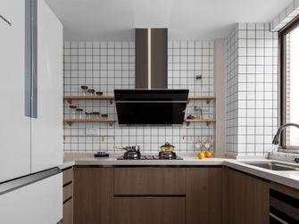 120平米三北欧风格厨房设计图