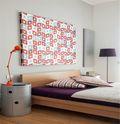 80平米公寓混搭风格卧室装修图片大全