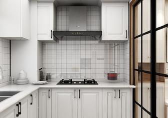 140平米四室两厅日式风格厨房效果图