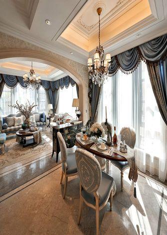 140平米四室两厅法式风格客厅图
