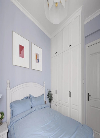 80平米美式风格儿童房图片