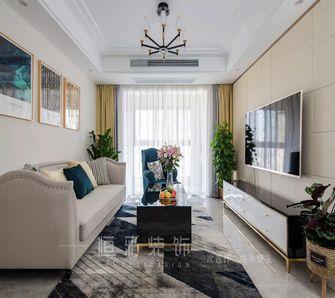 30平米以下超小户型美式风格客厅图