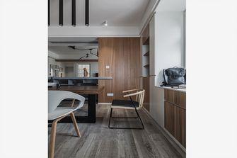 5-10万110平米一室两厅田园风格餐厅图片大全