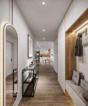 90平米三室两厅北欧风格玄关装修案例