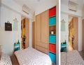 50平米一居室其他风格其他区域装修图片大全