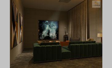 140平米四室四厅现代简约风格其他区域图片大全