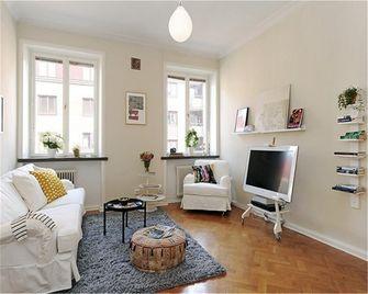 60平米一居室宜家风格客厅装修效果图