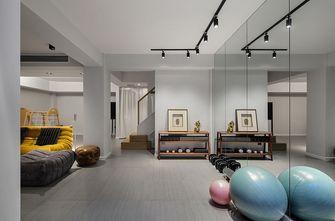 140平米复式混搭风格健身室图片