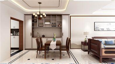 110平米三中式风格餐厅装修效果图