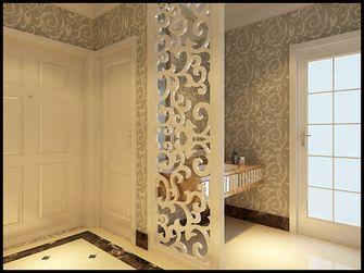 110平米三室一厅欧式风格玄关效果图