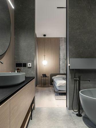 130平米三室一厅日式风格卫生间装修图片大全