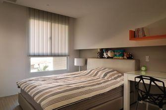 110平米现代简约风格卧室装修案例