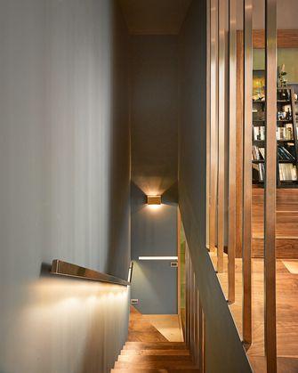 豪华型140平米别墅现代简约风格楼梯效果图