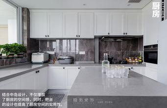 豪华型120平米三室两厅法式风格厨房装修案例