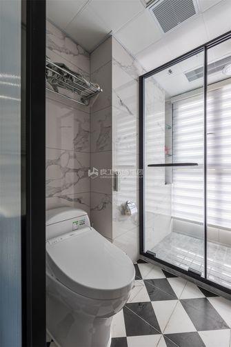 120平米四室两厅法式风格卫生间图片