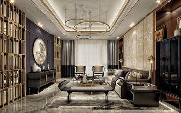 140平米别墅中式风格阁楼装修效果图
