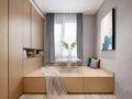 120平米四中式风格阳光房装修效果图