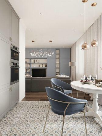 80平米一室一厅新古典风格阳台装修案例