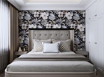 100平米三室两厅美式风格卧室图片