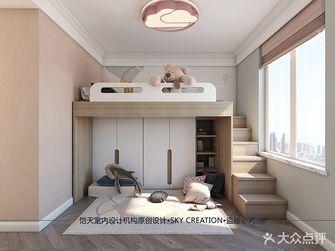 100平米三室两厅法式风格儿童房图片